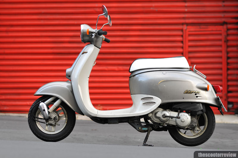 Honda Giorno 50 - The Scooter Review