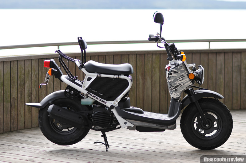 Honda Ruckus 2007 The Scooter Review