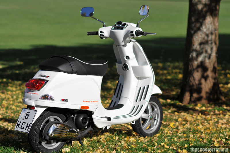 Vespa S 50 - The Scooter Review