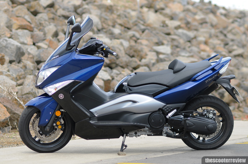 Yamaha TMAX - The Scooter Review