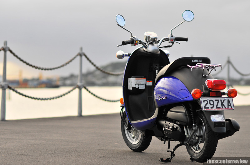 Yamaha Vino Scooters Review