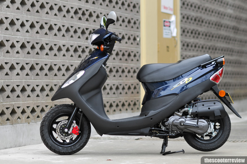 Sym Dd50 The Scooter Review