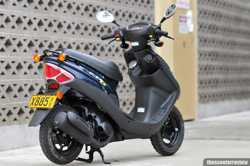 SYM DD50 - The Scooter Review