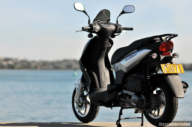 SYM Orbit 125 - The Scooter Review