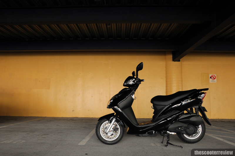 SYM VS 150 - The Scooter Review