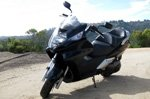 2011 Honda Silver Wing ABS Review